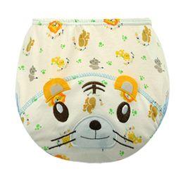 $enCountryForm.capitalKeyWord Australia - Baby Shorts Cute Cartoon Baby Underwear Animal Style Cloth Diaper Leather Pants Training Trousers For Boys