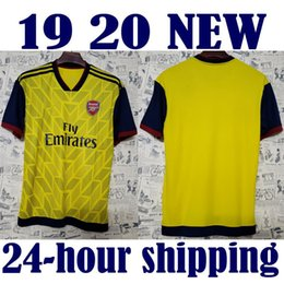 20478518501 Top Thai quality 19 20 gunners Arsenals home away soccer jersey MKHITARYAN  LACAZETTE ARS OZIL TORREIRA AUBAMEYANGg Gunman Sports shirt