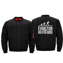 $enCountryForm.capitalKeyWord Australia - 2019 bomber jacket men's bomber jacket jaqueta social masculina Evolution Boxing Club
