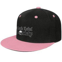 $enCountryForm.capitalKeyWord Australia - Black Label Society skull Design Hip-Hop Caps Snapback Flat Brim Sun Hats Cool Adjustable