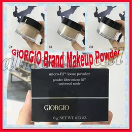$enCountryForm.capitalKeyWord UK - Famous GIORGIO Brand Micro-fil Loose Powder Poudre Libre Micro-fil Universal Nude Makeup Powder 3 Colors Loose Powder with high quality