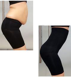 78532c14373 Women High Waist Slimming Tummy Control Knickers Briefs Safety Pants  Postpartum Shapewear Seamless Underwear Body Shaper Lady Corset A32602
