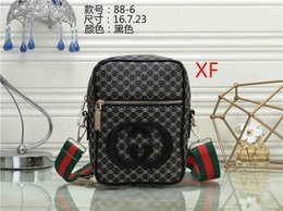 724a5b051855 023AAA+ Designer Mens Womens Crossbody Bags Shouler Waist Bag Luxury Brand  Famous Fashion Chest Bag Good Quality Pu Leather
