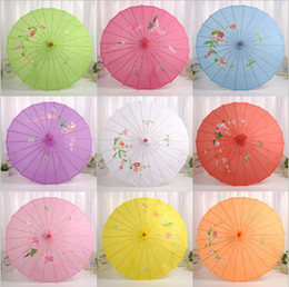 Decorative ceiling umbrella Old fashioned silk Fabric umbrella Classical stage dance craft studio photographic performance props from waterproof waist pouch manufacturers
