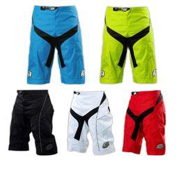 Pantalones cortos de moto de motos cortas de MTB duradero para hombres Motocross corto de motocicleta