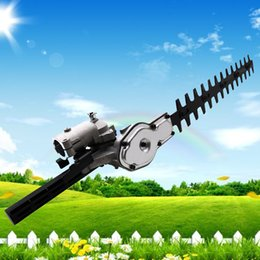 hedge cutters Australia - HIgh quality 7teeth  9teeth 26mm  28mm hedge trimmer head , brush cutter parts ,multi brush cutter parts factory selling