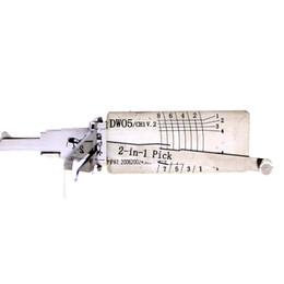 $enCountryForm.capitalKeyWord Australia - Lishi Key Reader DWO5 CH1 2 -in-1 for Chevrolet Epica Auto Lock Pick and Decoder Car Key Tool Locksmith Tools
