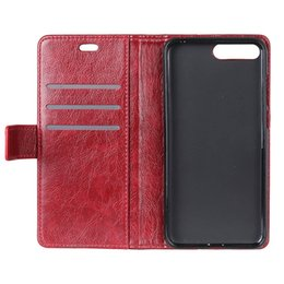 le mobile NZ - Coque Key 2 LE Wallet Case Leather Cover For BlackBerry KEY2 LE Caso Stand Cover Mobile Phone Case