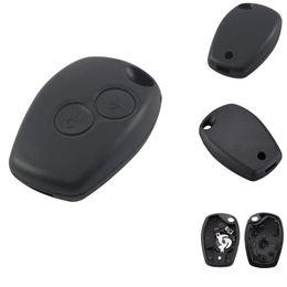 $enCountryForm.capitalKeyWord Australia - New 2 Buttons Car Key Shell Remote Fob Cover Case Durable Without Blade For Renault Dacia Modus Clio 3 Twingo Kangoo 2 #281139
