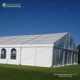 Multi Shape Aluminum Frame Huge Polygon Aluminum factory hot sale marqueeTents 5000 People Capacity For Sale