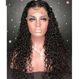 lace front synthetic wigs price Australia - Hot sale human hair 360 lace frontal wig cap,360 lace wig,wholesale price human hair lace front wig for black women