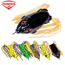 $enCountryForm.capitalKeyWord NZ - Sea Fishing Lure Bait Thunder Frog Striped bass Wobblers Swimbait Crankbait Hard Bait the high quality professional fishing lure 5.2cm 8.5g