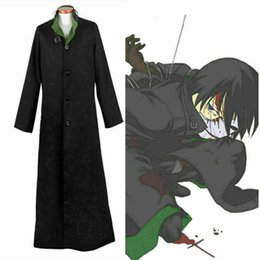 darker black cosplay Canada - NEW Anime Darker Than Black Hei Cosplay Costume Uniform Outfit Halloween