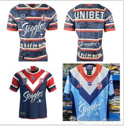 c6e3a934f03 SYDNEY ROOSTERS 2019 2020 MENS ANZAC JERSEY rugby Jerseys National Rugby  League rugby shirt jersey Australia Sydney Roosters shirts s-3xl