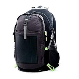 $enCountryForm.capitalKeyWord UK - HANERGY Professional Hiking Camping Solar bag with Built-in 10.6W Solar Charger,Outdoor Mountaineers Sports Backpacks with External Frame