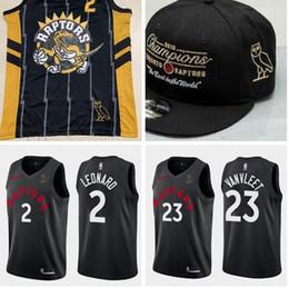 $enCountryForm.capitalKeyWord Australia - 2019 New Toronto Men Raptors Fans Hat #2 Leonard 43 Siakam Embroidery Basketball Vests Black The owl Edition Jerseys