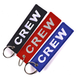 Girls kiss online shopping - customized pilot insert befor flight kiss me before flight crew Embroidered keychain fashion lanyards Memorial Keyrings many styles
