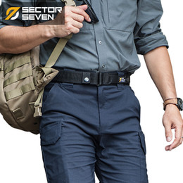 $enCountryForm.capitalKeyWord Australia - 1000d Nylon Men's High Quality Military Equipment Brand Belt Tactical Outdoor Tactic Belt Solid Army Male Belts Cummerbunds Y19051803