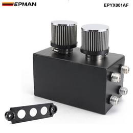 Vente en gros Réservoir de reniflard pour réservoir d'huile de course EPMAN -NEW Racing pour Honda Civic Integra EK EG DC EPYX001AF