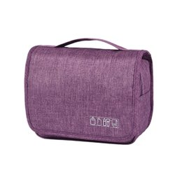 layer cosmetic bags NZ - Hanging Travel Cosmetic Bag Waterproof Wash Bag Multi-Layer Storage Toiletries Supplies Suitcase