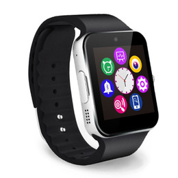 Sim Compatible Smart Watch Australia - Q18 smart watch watches smartwatch Wristwatch with Camera TF SIM Card Slot Pedometer for apple android phones Activity Tracker Sport