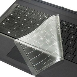 Keyboard For Surface Australia - Type Surface for 10.8inch 3 Cover Thin Protector 0 Keyboard Clear Silicone 1mm Cover Skin Guard 3