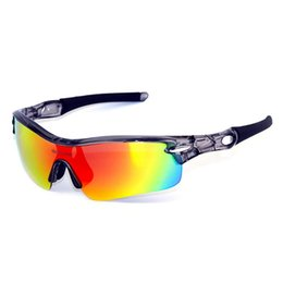 mountain bicycle mirrors UK - Polarized Light Sports Glasses Mountain Bike Bicycle Riding Mirror Sunglasses Fishing