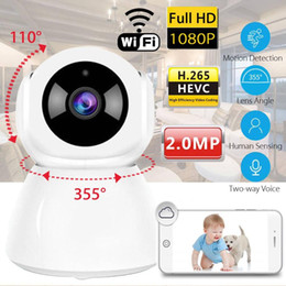 $enCountryForm.capitalKeyWord Australia - Safurance WiFi HD 1080P Wireless IP Camera CCTV Indoor Home Security Webcam baby monitor nany With IR Night Vision Surveillance