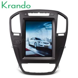 "$enCountryForm.capitalKeyWord Australia - Krando Android 7.1 10.4"" Vertical screen car DVD navigation system GPS for Buick Regal for opel insignia 2009-2013 multimedia KD-BR126"
