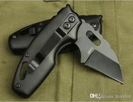 $enCountryForm.capitalKeyWord UK - COLD STEEL X37 710MTS Folding Pocket Knife 440C Blade Aluminum Handle Camping Survival Knife 6pcs freeshipping Adco