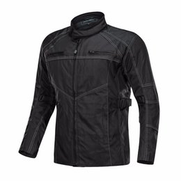 $enCountryForm.capitalKeyWord Australia - 2019 Men's Jacket Waterproof motorcycle jacket Oxford Fabric black sporty motorcycle Clothing racing motorbike motos jacket