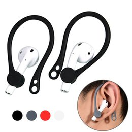 Bluetooth loop online shopping - Silicone Anti lost Straps for AirPods Bluetooth Headphones Loop Portable Earphone Anti lost Strap Silicone Case for AirPod Strap Accessories