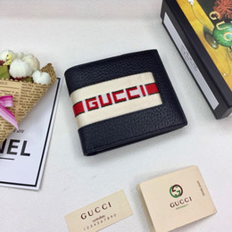 Business change holder online shopping - Men wallet European and American classic fashion style a variety of color options short money change card bag free of freight G056