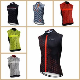 High Quality Cycling Clothing Australia - High Quality 2019 Summer Northwave Team Cycling sleeveless Jersey vest Breathable MTB Bicycle Clothing road Bike Wear Racing Clothes Y041204