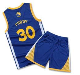 9a6e34c75fe Kiks Basketball Clothes Sets Summer Baby Boys Clothes Set Vest+Shorts 2PCS  Sports Suits For Boys Children Tracksuit Custom For baby Outfits
