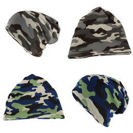 a58f9b10e66 Winter Men s Casual Hat Ski Sport Army Camouflage Beanie Camo Warm Cap