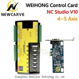 $enCountryForm.capitalKeyWord Australia - Weihong Cnc Control System Card Milling Machine 4 5 Axis Controller Pm95a+lambda5s Software Ncstudio For Cnc Router Newcarve