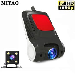mini video cams visions 2019 - Mini Car DVR Camera WIFI Dash Cam Vehicle Video Recorder 1080P HD Night Vision DashCam Single Dual Lens Car Camera WDR G