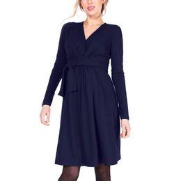 $enCountryForm.capitalKeyWord Australia - Hot Sale New Women Mom Pregnant Nursing Baby Maternity Solid Long Sleeve Dress V-Neck Elegant Comfort Brief Clothes baju kurung