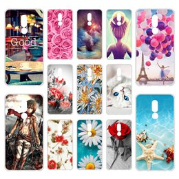 cheap white roses Australia - Cheap Fitted Cases Phone Case For Meizu M8 Lite Cases Silicone Bumper On the For Meizu V8 Pro M8Lite V8 Covers Flamingo