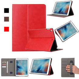 Mini Tablet Wifi Australia - High Quality PU Imitation Leather ipad Tablet Case For ipad 9.7 ipad mini 4 With Dormancy Tablet Protective Shell