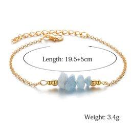 $enCountryForm.capitalKeyWord Australia - Popular accessories Europe and the United States natural crystal stone bracelet women's bracelet