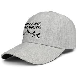 4f4c759c Imagine Dragons Poster Design Men Women Wool Baseball hat Luxury designer  caps snapback Adjustable Bucket caps Outdoor