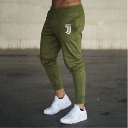 Running tights dRawstRing online shopping - 2019 men s fitness running pants solid color sports pants sports training gym quality jogging bottoms tights fitness