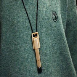 $enCountryForm.capitalKeyWord Australia - Paracord Pendant Lanyard Keyring Cover Case Magnetic Anti-Loss Necklace Keychain Holder for JUUL Vape E-Cig Vape pens