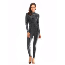 $enCountryForm.capitalKeyWord NZ - Wholesale 2019 Fashion Sportswear Black Panther Men Womens Halloween Cosplay Costume Captain America Civil War Movie Marvel Avengers Endgame