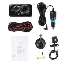 "$enCountryForm.capitalKeyWord Australia - Dash Camera 1080P HD 4.0"" LCD Touch Screen Display Front Rear Camera Dual Auto Video Recorder Car Recorder"