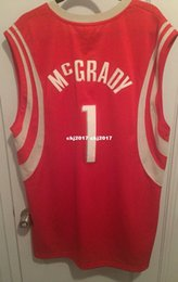 $enCountryForm.capitalKeyWord NZ - Cheap wholesale Tracy McGrady Jersey Men AD #1 T-shirt vest Stitched Basketball jerseys Ncaa