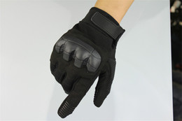$enCountryForm.capitalKeyWord NZ - Leather Motorcycle Skidproof Hard Knuckle Full Finger Gloves Protective Gear for Outdoor Sports hot sale for