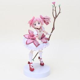 $enCountryForm.capitalKeyWord Australia - 21cm Anime Puella Magi Madoka Magica figure toys EXQ Magical Girl Mahou Shoujo Madoka Kaname PVC Figure Model Toy